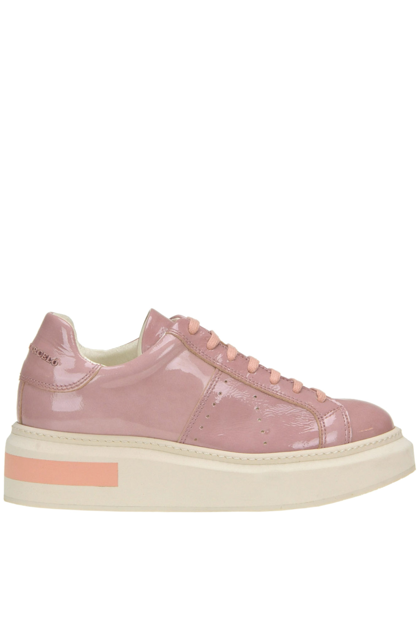 Mitte Round Sneakers in Cipria