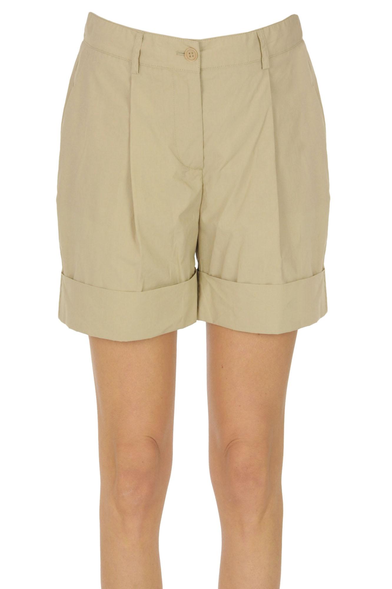 P.a.r.o.s.h. Shorts COTTON SHORTS
