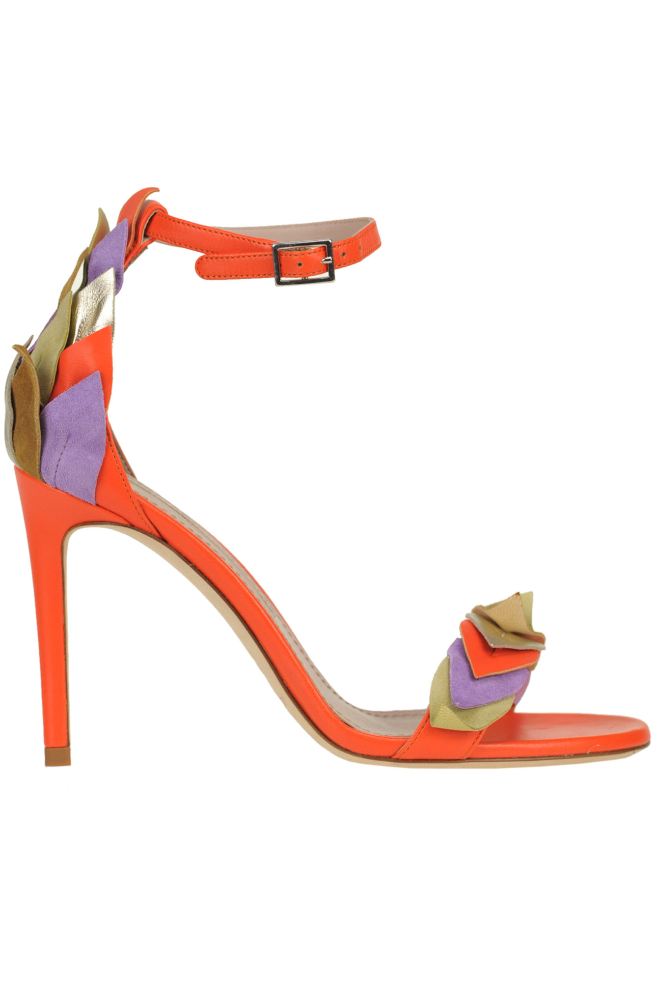 Alberto Gozzi LEATHER SANDALS