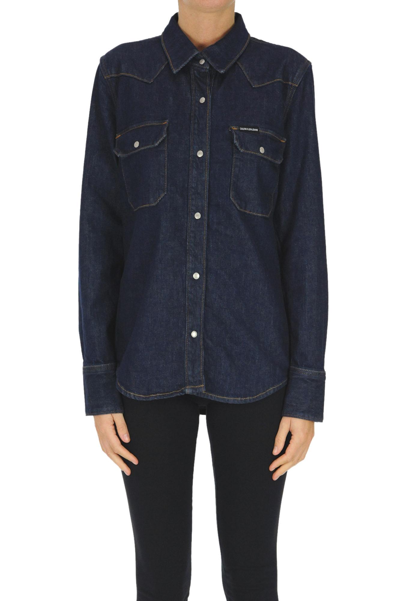 Calvin Klein Jeans Est.1978 DENIM SHIRT