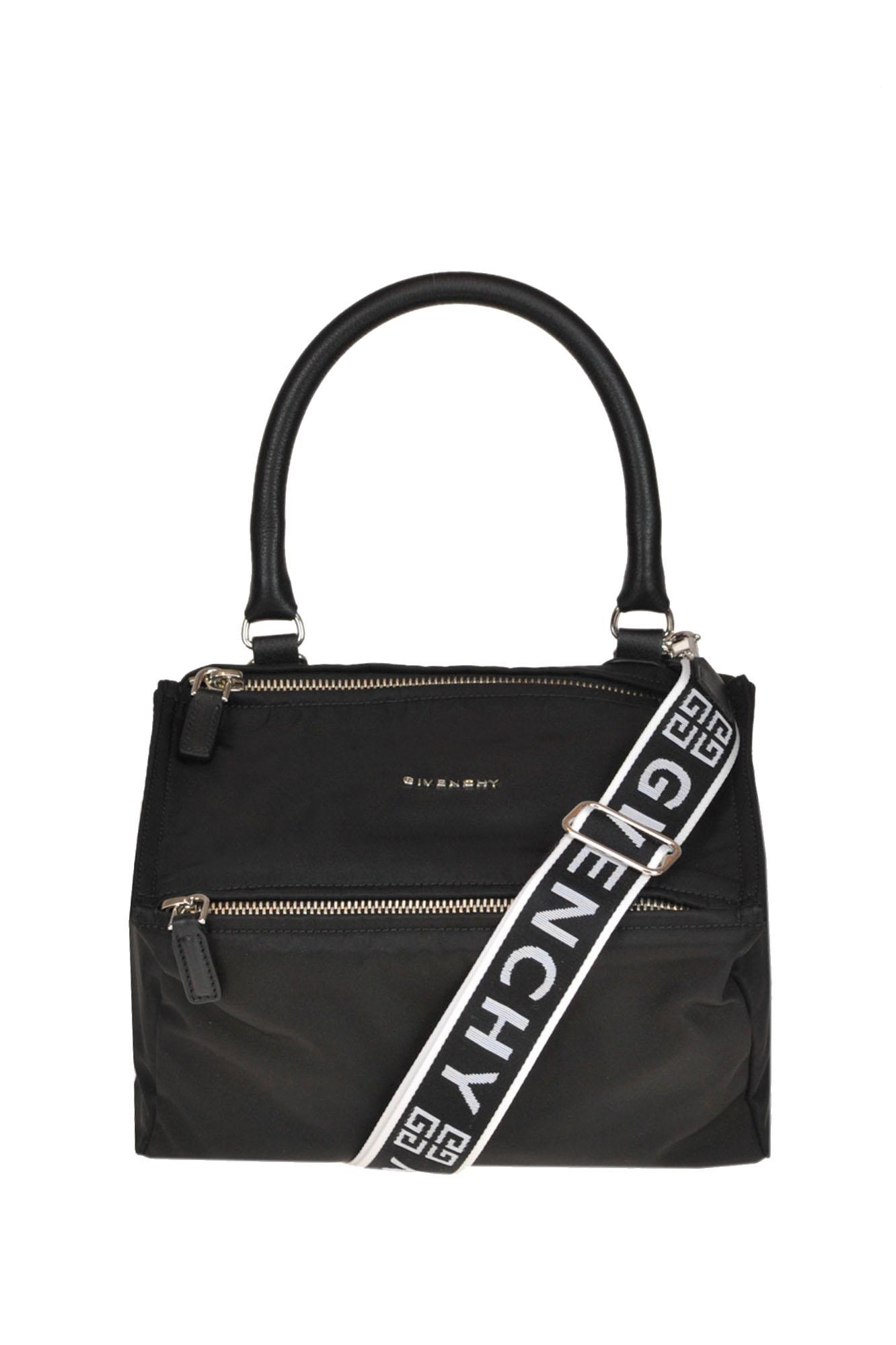 952c75c4f67 Givenchy 'Pandora Small' Nylon Bag In Black | ModeSens