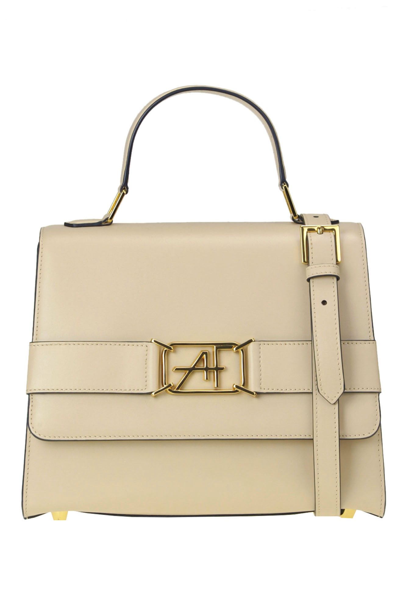 Alberta Ferretti Leathers LEATHER BAG