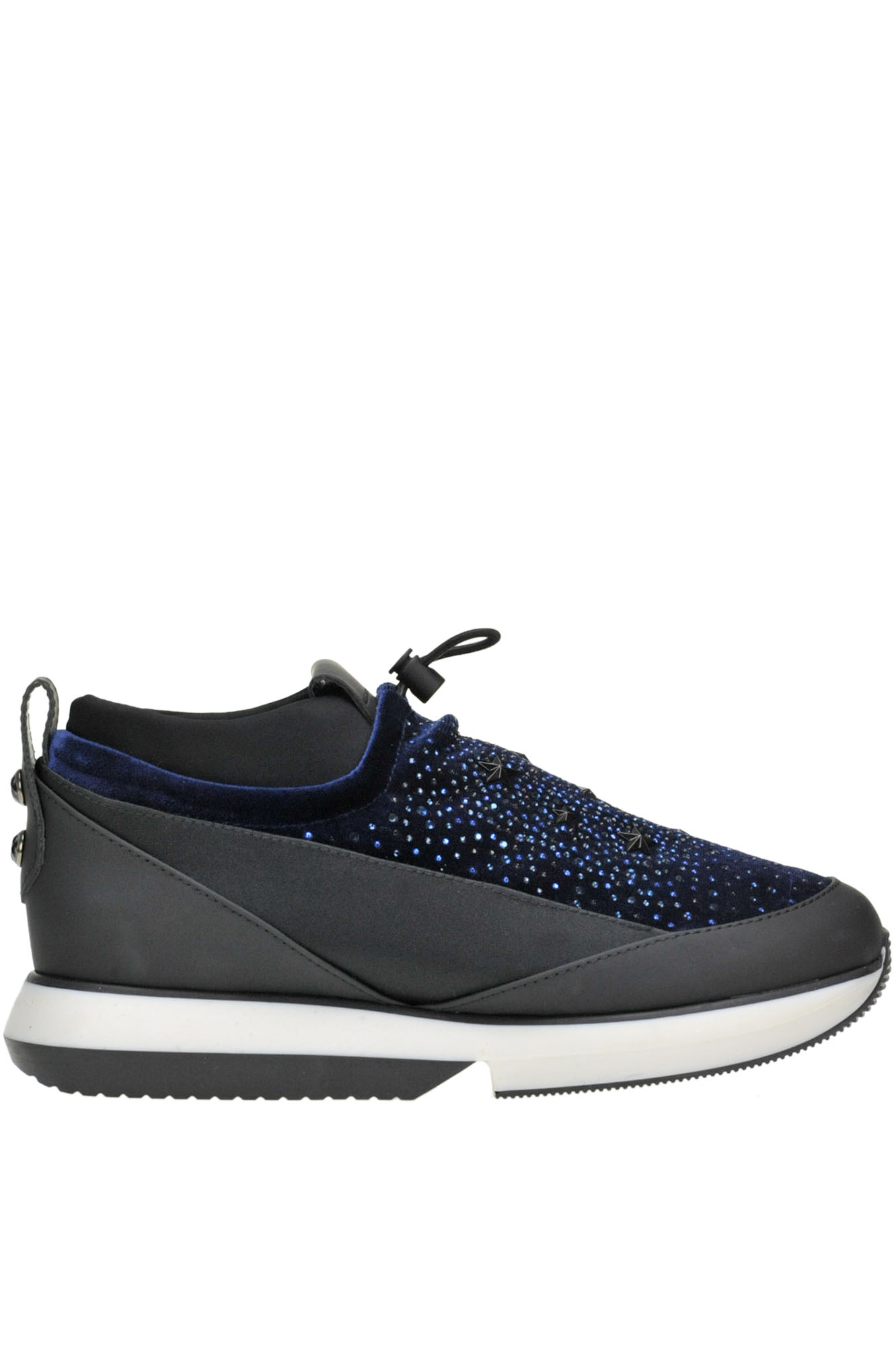 Alexander Smith EMBELLISHED SLIP-ON SNEAKERS
