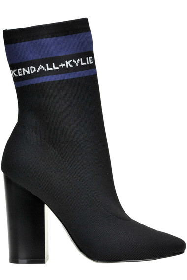 1795dfe68 Kendall+Kylie Hailey sock boots - Buy online on Glamest.com ...