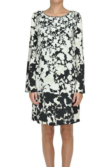 huge discount 9c3c9 fbc80 Flower print tunic dress