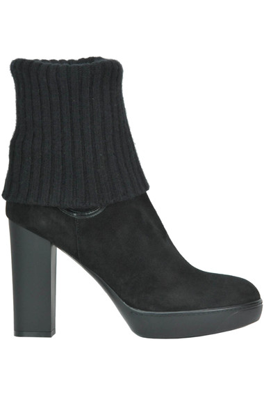 0ec5b431a74 Hogan Opty suede ankle-boots - Buy online on Glamest.com - Glamest ...