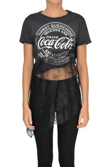 Pinko  Basilico  t-shirt - Buy online on Glamest.com - Glamest.com ... 887ac2d6d7e