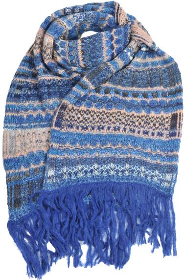 per tutta la famiglia up-to-date styling prezzo più economico Sciarpa in maglia lavorata