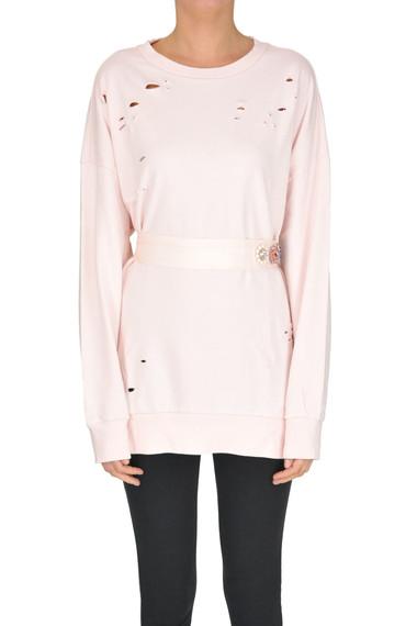 Pinko Compra Infoltire Sudadera EnDiseñador moda Outlet Online de OqAw5Wc1w