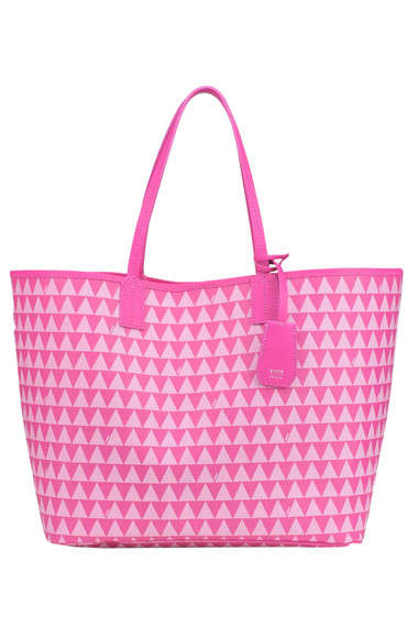 bb58eb0e62a8 Schutz Printed shopping bag - Buy online on Glamest.com - Glamest ...