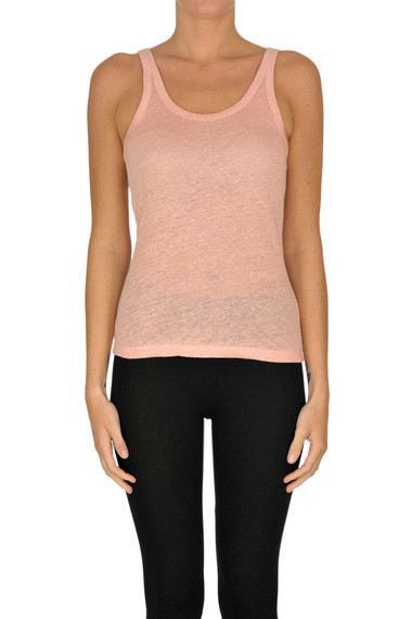 Ulla Johnson Linen Tank-top In Neutral