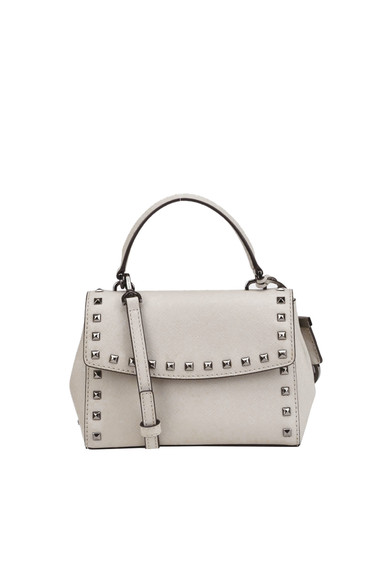 1f570f35d313 Michael Michael Kors Ava studded leather mini bag - Buy online on ...