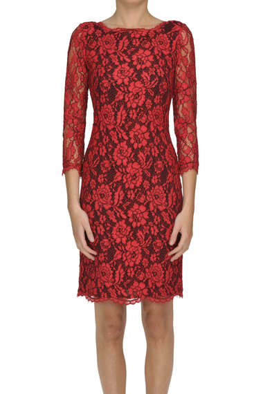 70c6a4680c1 DVF Diane Von Furstenberg Zarita Long lace dress - Buy online on ...