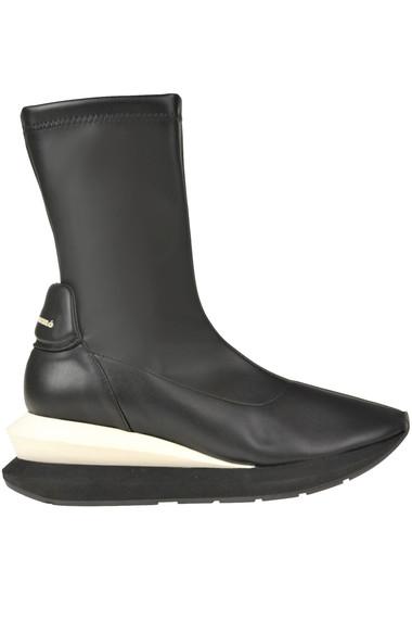 Manuel Barcelò Ester Ankle Boots In Black