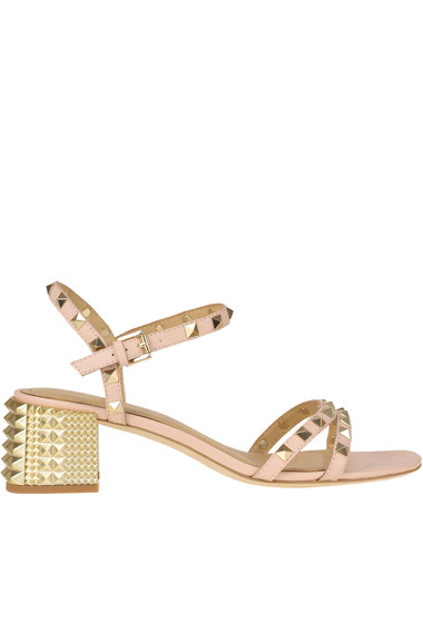 a91576474 Ash  Rush  studded leather sandals - Buy online on Glamest.com ...