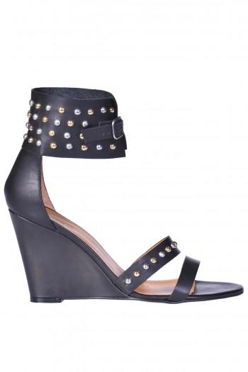 low priced 3156e 74ae4 Scarpe sandali Glasgow con borchie