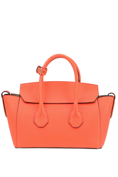 a669a0195e Sommet small leather bag