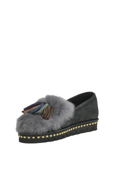 f975cad305d Sofia M. Suede and - Buy online on Glamest.com - Glamest.com ...