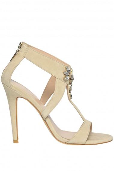 9e245724e Liu Jo Suede sandals - Buy online on Glamest.com - Glamest.com ...