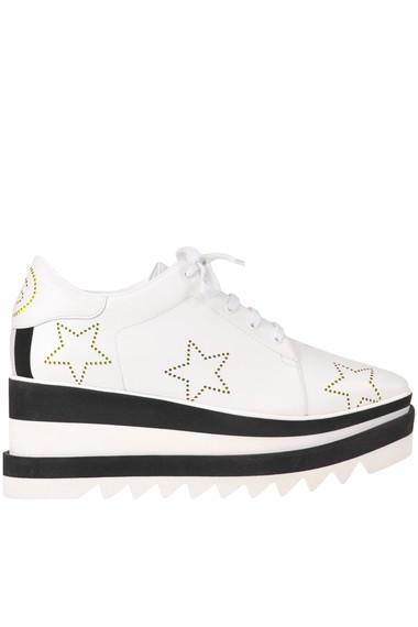 49b4703d6246 Stella McCartney Elyse platform lace-up shoes - Buy online on ...
