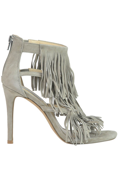 1be3c32ac Steve Madden Fringly suede sandals - Buy online on Glamest.com ...