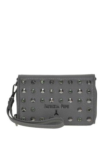 2a45f69902e57f Patrizia Pepe Embellished mini shoulder bag - Buy online on Glamest ...