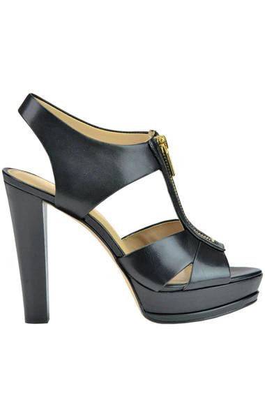 a94c6c087 Michael Michael Kors Bishop leather sandals - Buy online on Glamest ...