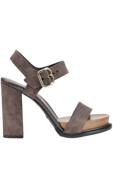 bedd3683b Tod s Suede sandals - Buy online on Glamest.com - Glamest.com ...
