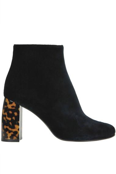 041292926e69 Stella McCartney Perdy velvet ankle boots - Buy online on Glamest ...