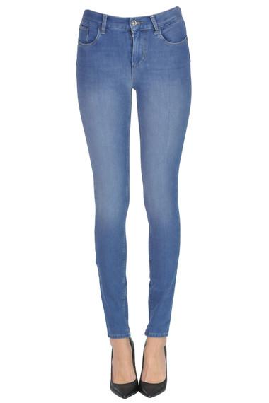 buy popular 3cb17 3cbcb Jeans skinny 'Divine' bottom up
