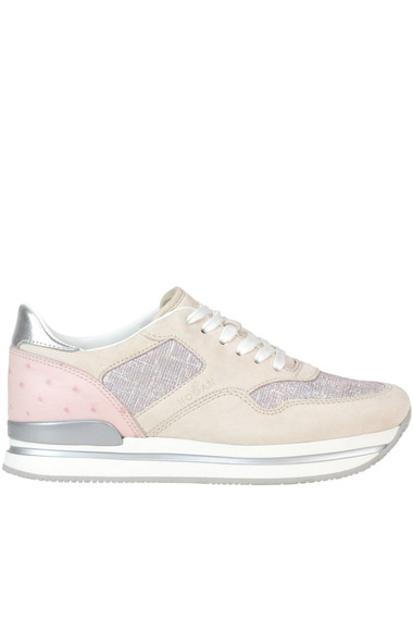 Hogan 'Allacciato' suede sneakers - Buy online on Glamest.com ...