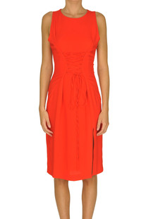 Crepè sheath dress Gotha