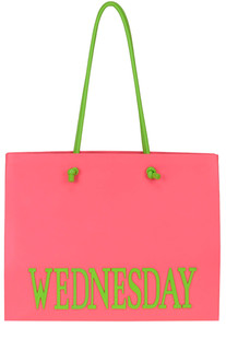 'Wednesday' shopping bag Alberta Ferretti