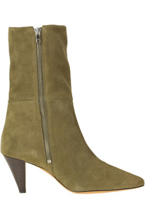 Suede ankle-boots Iro