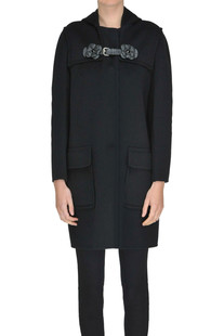 Wool coat Fendi