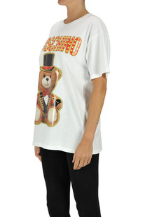 Oversized t-shirt Moschino Couture