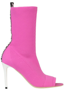 Sock ankle-boots Pinko