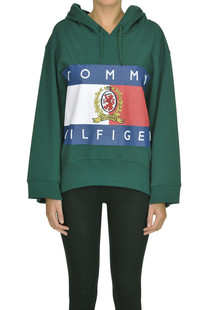 Designer logo sweatshirt Tommy Hilfiger Collection