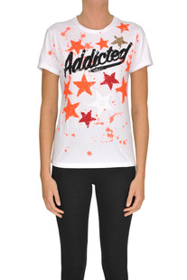 'Addicted' t-shirt P.A.R.O.S.H.