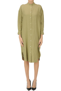 Linen shirt dress Aspesi