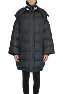 Oversized quilted down jacket Ermanno Scervino