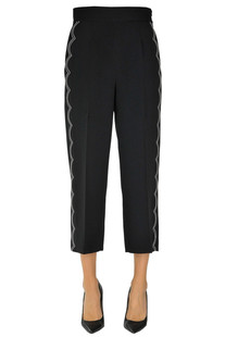 Cropped trousers RED Valentino