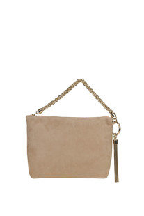 'Callie' suede clutch Jimmy Choo