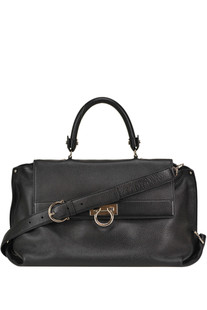 Sofia grainy leather bag Salvatore Ferragamo