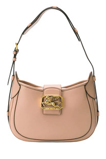 Pegaso leather shoulder bag Etro