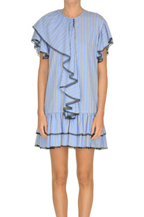 Striped dress MSGM