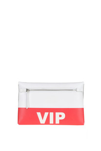 'Vip' leather pouch Maison Margiela