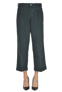 Eloisa cropped trousers Dondup