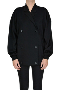 Double-breasted cardigan Jil Sander