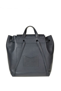 Junie grainy leather backpack Michael Michael Kors